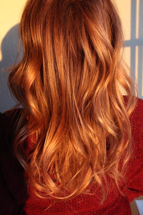 koper haarkleuren